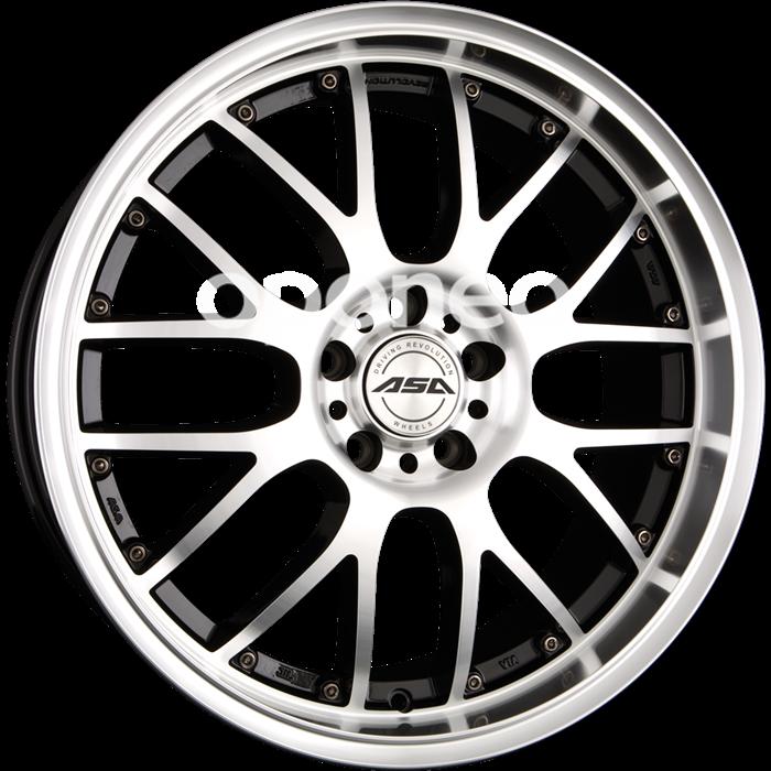 Oponeo Felgi Aluminiowe Asa Ar1 Bmf