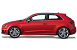 opony do Audi A3 Hatchback 8V