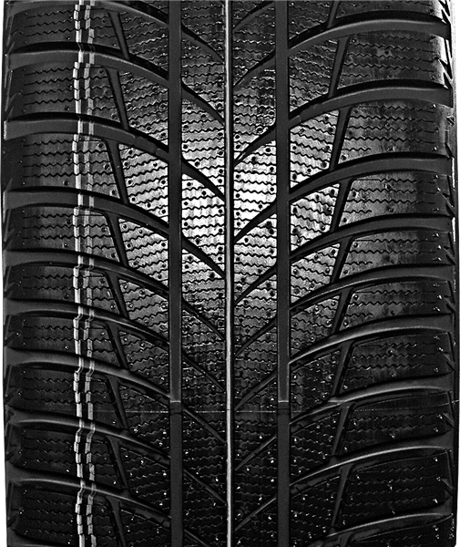 Bridgestone Blizzak LM001 255/55 R20 110 H RUN ON FLAT XL, *
