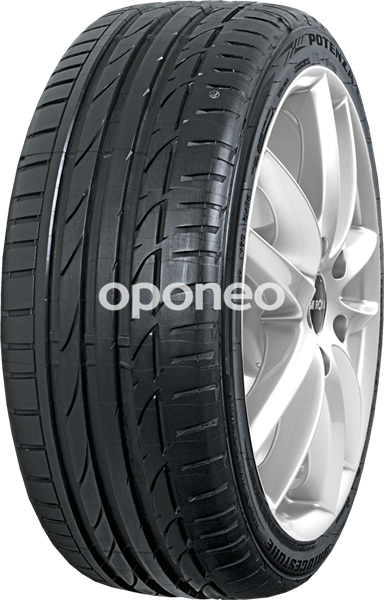 Bridgestone Potenza S001 205/55 R16 91 W RUN ON FLAT FR