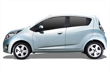 felgi do Chevrolet Spark Hatchback II