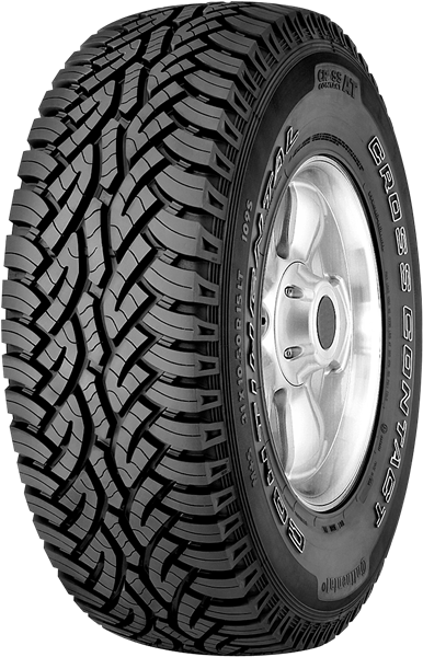 Continental ContiCrossContact AT 205/80 R16 104 T XL, FR, #