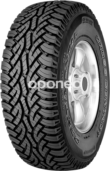 Continental ContiCrossContact AT 205/80 R16 104 T XL, FR