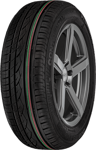 Continental ContiPremiumContact 205/55 R16 91 V RUN ON FLAT *