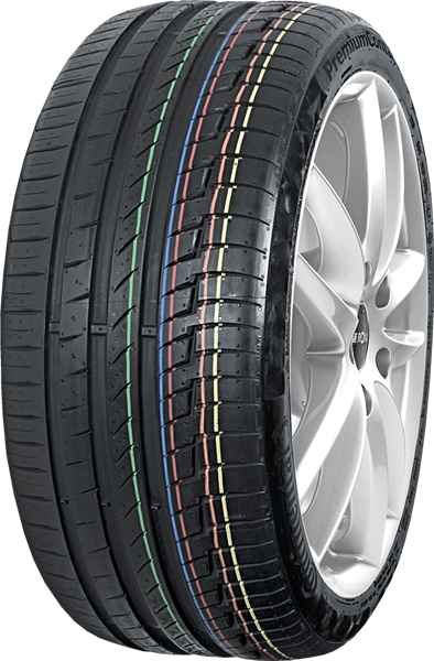 Continental PremiumContact 6 195/65 R15 91 V