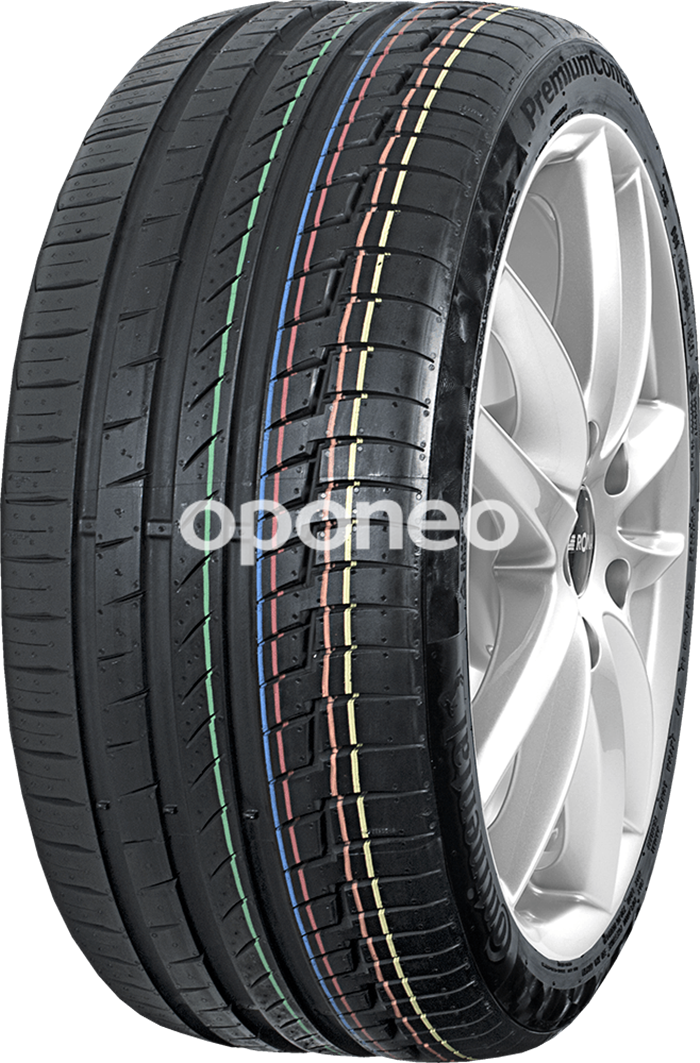 Continental Premiumcontact 6 Sprawdź Testy I Opinie Oponeo