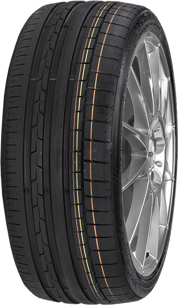 Continental SportContact 6 275/35 R21 103 Y XL, FR, ZR, MO1, ContiSilent