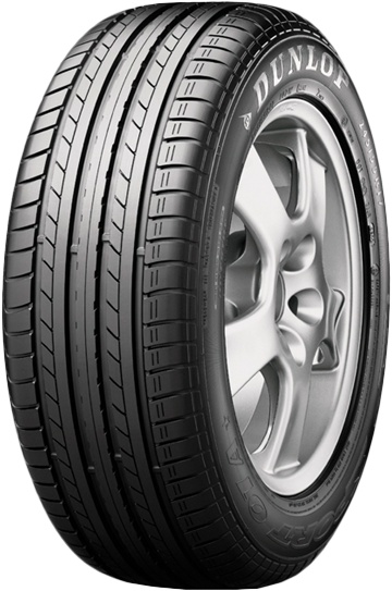 Dunlop SP Sport 01 A 225/45 R17 91 W RUN ON FLAT MFS, *