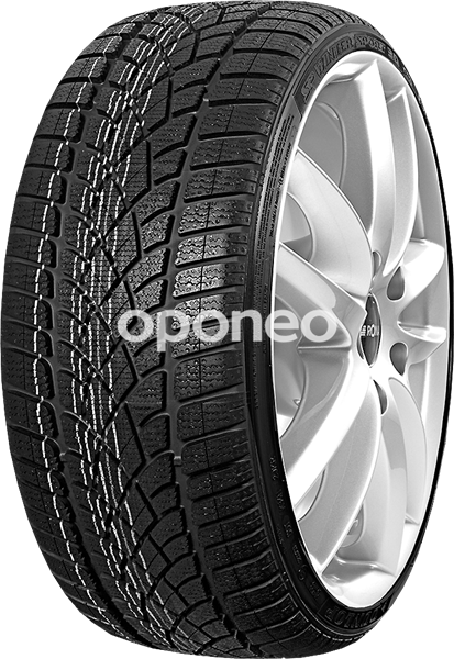 Dunlop SP WINTER SPORT 3D 205/55 R16 91 H AO, MFS