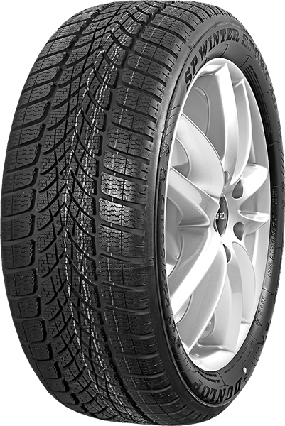 Dunlop SP Winter Sport 4D 245/50 R18 100 H MFS, *