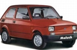 opony do Fiat 126 Hatchback I