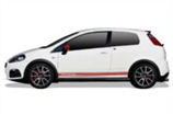 felgi do Fiat Grande Punto Abarth I