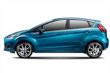 felgi do Ford Fiesta Hatchback VI FL