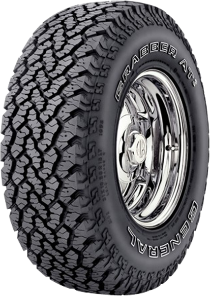 General GRABBER AT2 305/70 R16 124 Q FR, OWL