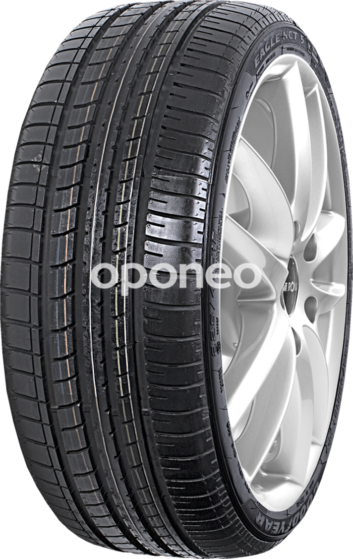 oponeo kup goodyear eagle nct5 225 50 r17 94 w run on. Black Bedroom Furniture Sets. Home Design Ideas