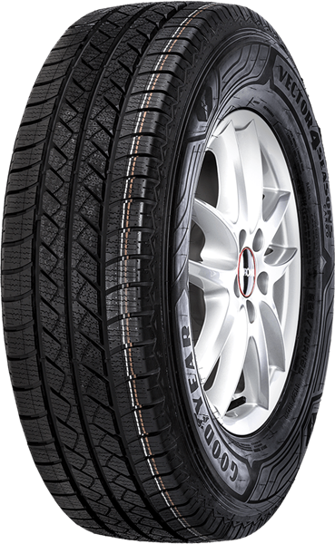 Goodyear Vector 4Seasons Cargo 215/65 R16 106/104 T C