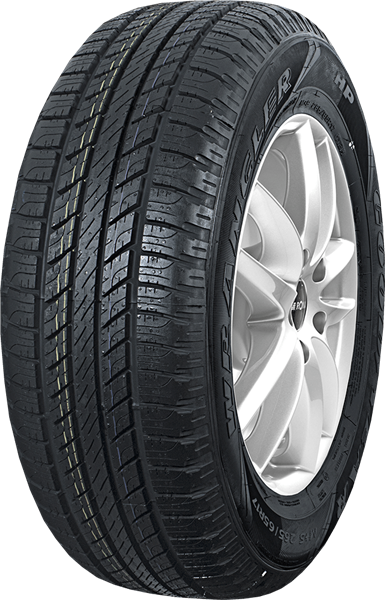 Goodyear Wrangler HP All Weather 235/55 R19 105 V XL, MFS