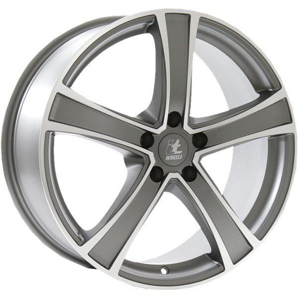 itWHEELS Emma Anthracite Polished 8,50x19 5x108,00 ET45,00
