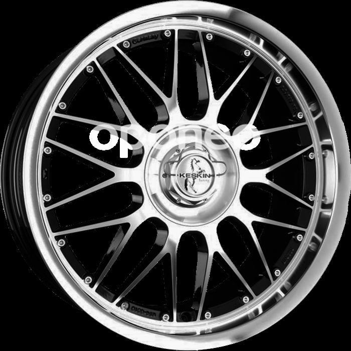 Oponeo Felgi Aluminiowe Keskin Tuning Kt4 New Racer Bfp 800x17
