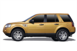 felgi do Land Rover Freelander SUV II