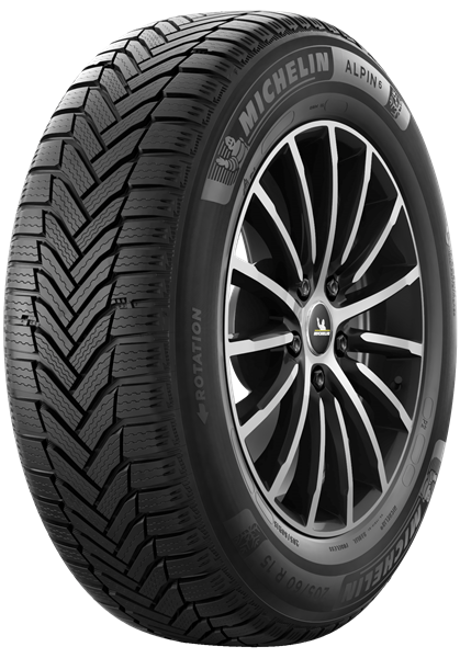 Michelin Alpin 6 205/60 R15 91 H