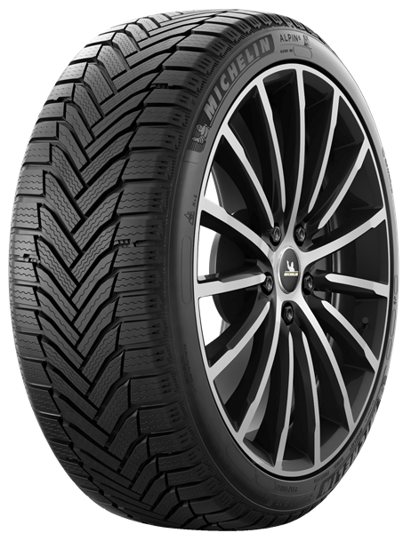 Michelin Alpin 6 215/40 R17 87 V XL, FSL