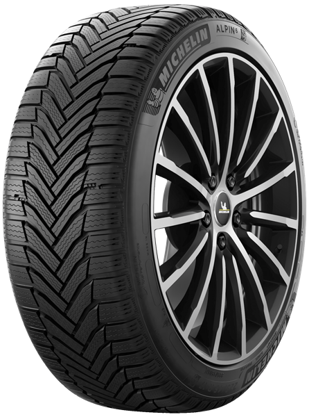 Michelin Alpin 6 225/45 R17 94 H XL, FSL