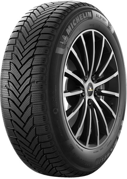 Michelin Alpin 6 205/60 R16 92 H