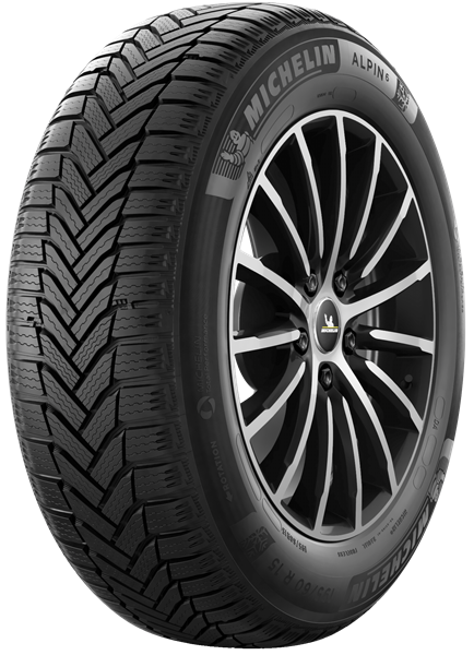 Michelin Alpin 6 195/60 R15 88 H