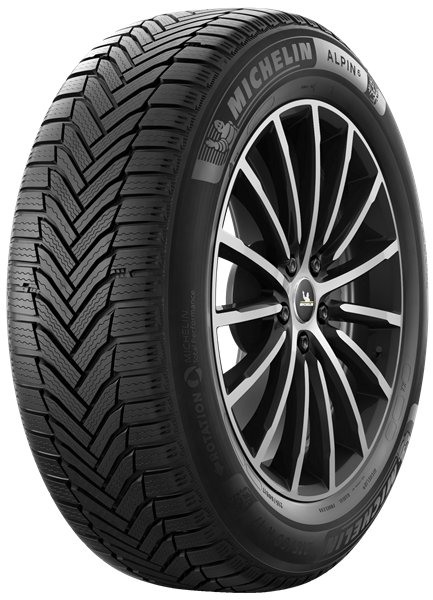 Michelin Alpin 6 215/60 R17 96 H