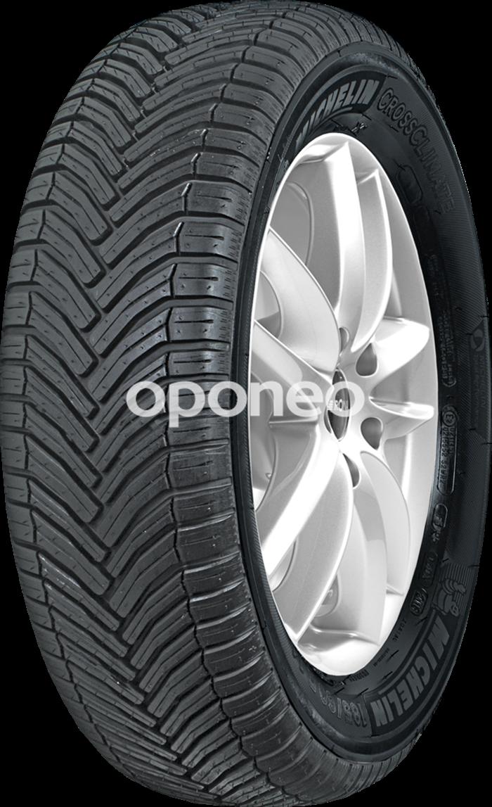 Michelin Crossclimate Sprawdź Testy I Opinie Oponeo