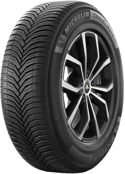 Michelin CrossClimate SUV 225/65 R17 102 V