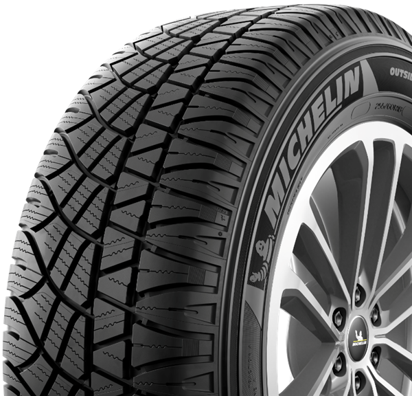 Michelin LATITUDE CROSS 7.50/100 R16 112 S