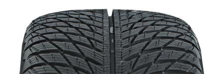 Flot Michelin Pilot Alpin 5 SUV » Sprawdź testy i opinie » Oponeo NY-85