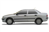 opony do Mitsubishi Carisma Sedan I FL