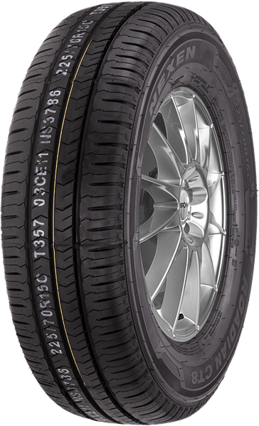 Nexen Roadian CT8 215/65 R15 104/102 T C