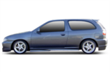 opony do Nissan Almera Hatchback I