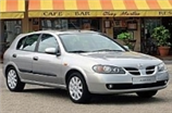 opony do Nissan Almera Hatchback II
