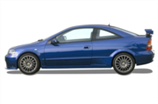 opony do Opel Astra Coupe G