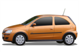 opony do Opel Corsa Hatchback C