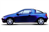 opony do Opel Tigra Coupe I