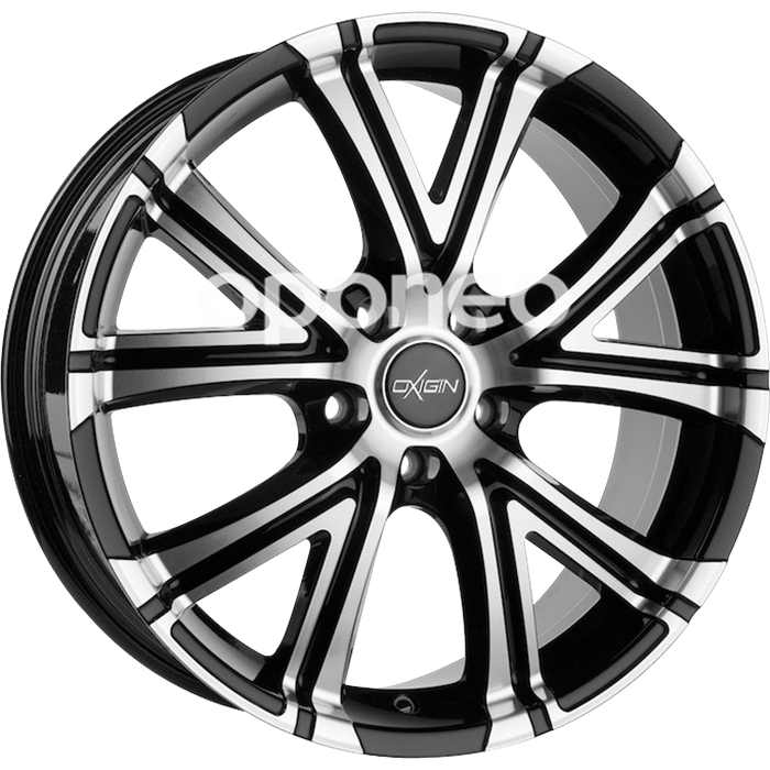Oponeo Felgi Aluminiowe Oxigin 15 V Two Bfp