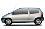 opony do Renault Twingo Hatchback I