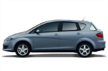felgi do Seat Toledo Hatchback III