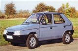 opony do Skoda Favorit Hatchback I