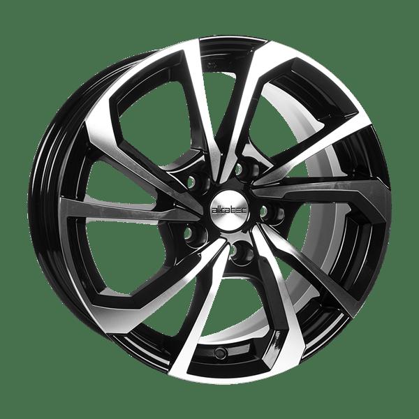Oponeo Felgi Aluminiowe Alkatec Rx9 Black Polished