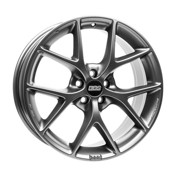 Oponeo Felgi Aluminiowe Bbs Sr Grau