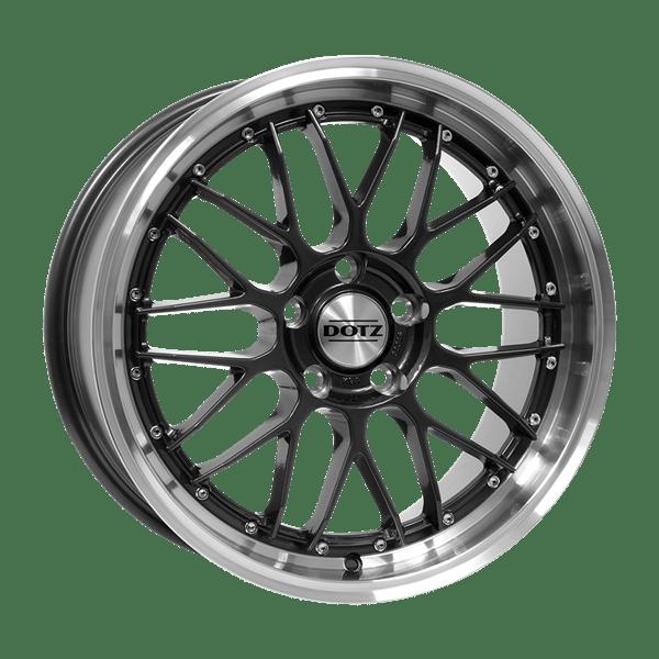 Oponeo Felgi Aluminiowe Dotz Revvo Dark