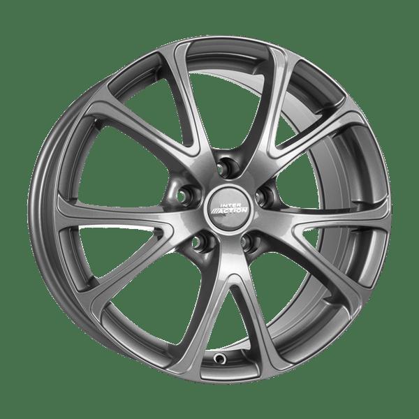 Oponeo Felgi Aluminiowe Inter Action Pulsar Grey
