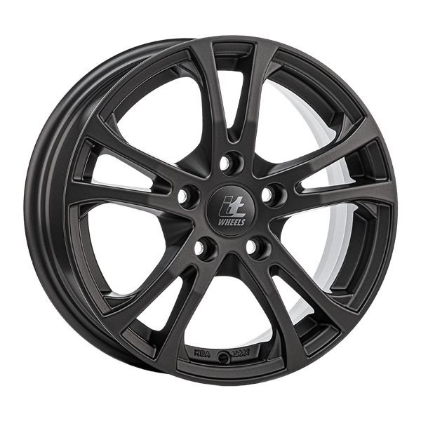 itWHEELS Michelle Anthracite 5,50x14 5x100,00 ET35,00